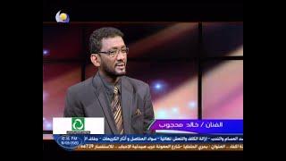 100 دقيقة| الفنان خالد الصحافة 19 03 2020