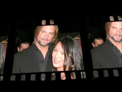 Josh Holloway family