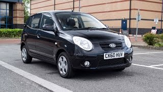Wessex Garages Newport, Used Kia Picanto 1.1l 2, Petrol, Manual, Ck60huv