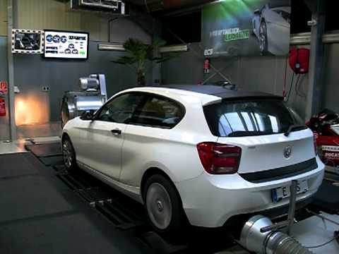 ecs motorsport bmw 114i f20 f21 75kw 102ps tuning youtube. Black Bedroom Furniture Sets. Home Design Ideas