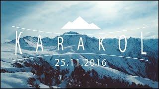 Karakol in SlowMo 2016 Sony FDR X3000