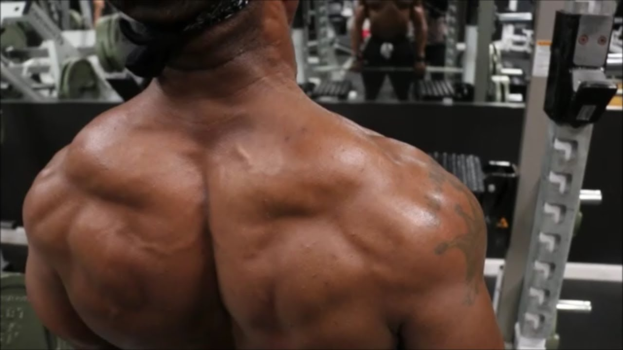 Hoe Ready Chest & Back Workout (with Epic Finisher For You To Try)