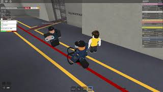 Hired! {} Roblox Correctional Facility