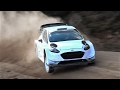 Test Seb Ogier | Ford Fiesta WRC 2017 | pre Rally Mexico by Jaume Soler