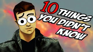 10 Things You Didn't Know About GTA 3