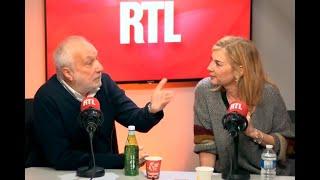 Michèle Laroque, François Berléand dans A La Bonne Heure !