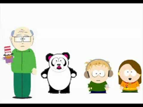 South park sexual harassment panda episode interactive
