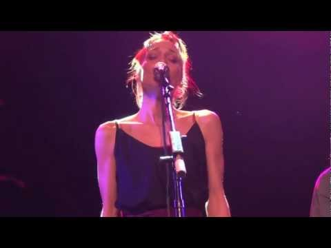 "Fiona Apple - ""Across the Universe"" LIVE in HD! 3/26/2012 @ Bowery Ballroom"