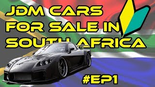 JDM Cars for sale in South Africa - Veilside RX7 FD - #EP1