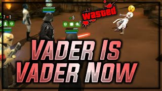 Vader Rework Beats GL Rey, Potentially Kylo & A Bunch More! MOAR OF THIS CG!!   SWGoH