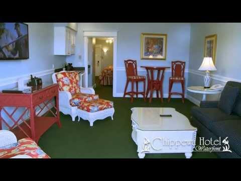 Chippewa Hotel, Mackinac Island - 2013 Island Video