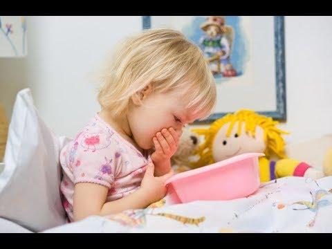 Пищевое отравление у ребенка. Симптомы. Лечение.