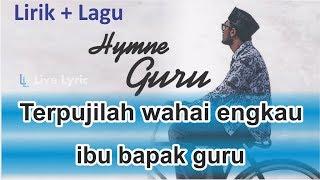 Gambar cover HYMNE GURU ( Terbaru ) Lagu dan Lirik