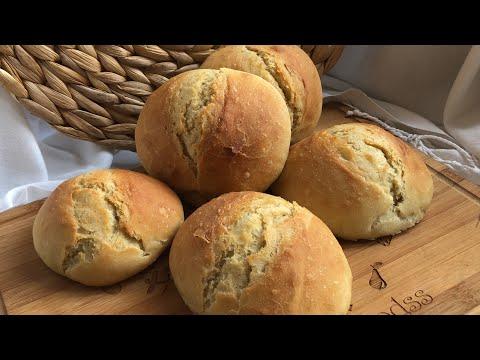 Evde Ekmek Yapımı 🥖 En Kolay Ekmek Tarifi👌🏼
