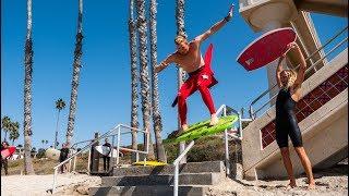 RADICAL SURFING IN CALIFORNIA