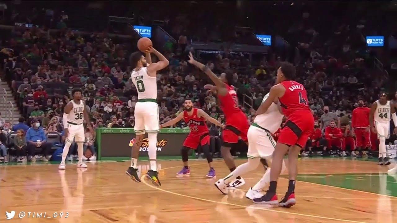Download Jayson Tatum Highlights vs Toronto Raptors (20 pts, 9 reb, 7 ast) | 2021 NBA Preseason