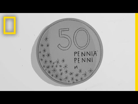💰 Así eran las monedas europeas antes del euro €