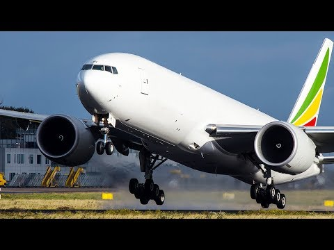 Take off in spanish plane speed
