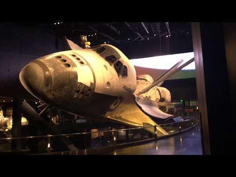 """visita al """" Kennedy Space Center Visitor Complex """""""