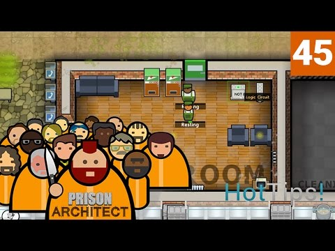 Prison Architect 2.0 - Ep 45 - How Does This Work? - Let's Play