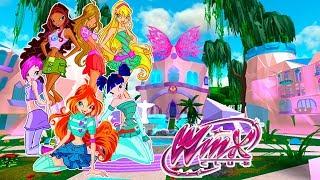 WINX SCHOOL! -ROBLOX