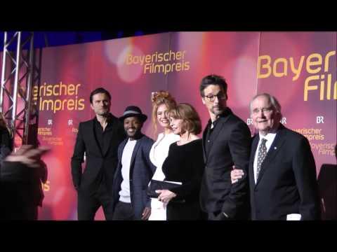 WILLKOMMEN BEI DEN HARTMANNS beim Bayerischen Filmpreis 2016
