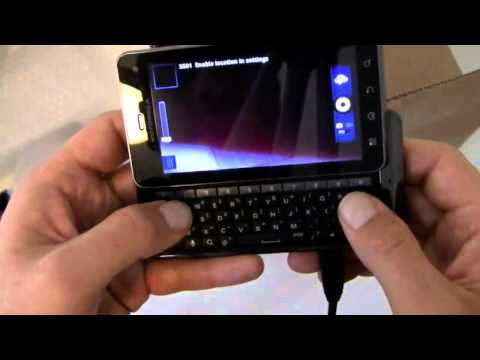 Verizon Motorola Droid 3 Unboxing