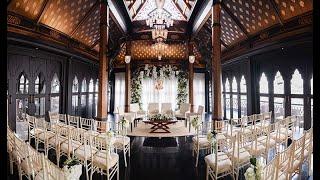 Thai Wedding at Salathip Thai Restaurant, Shangri La Bangkok