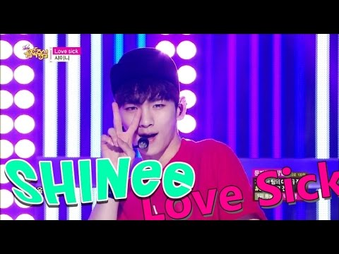 [HOT] SHINee - Love Sick, 샤이니 - 러브 시크, Show Music core 20150620