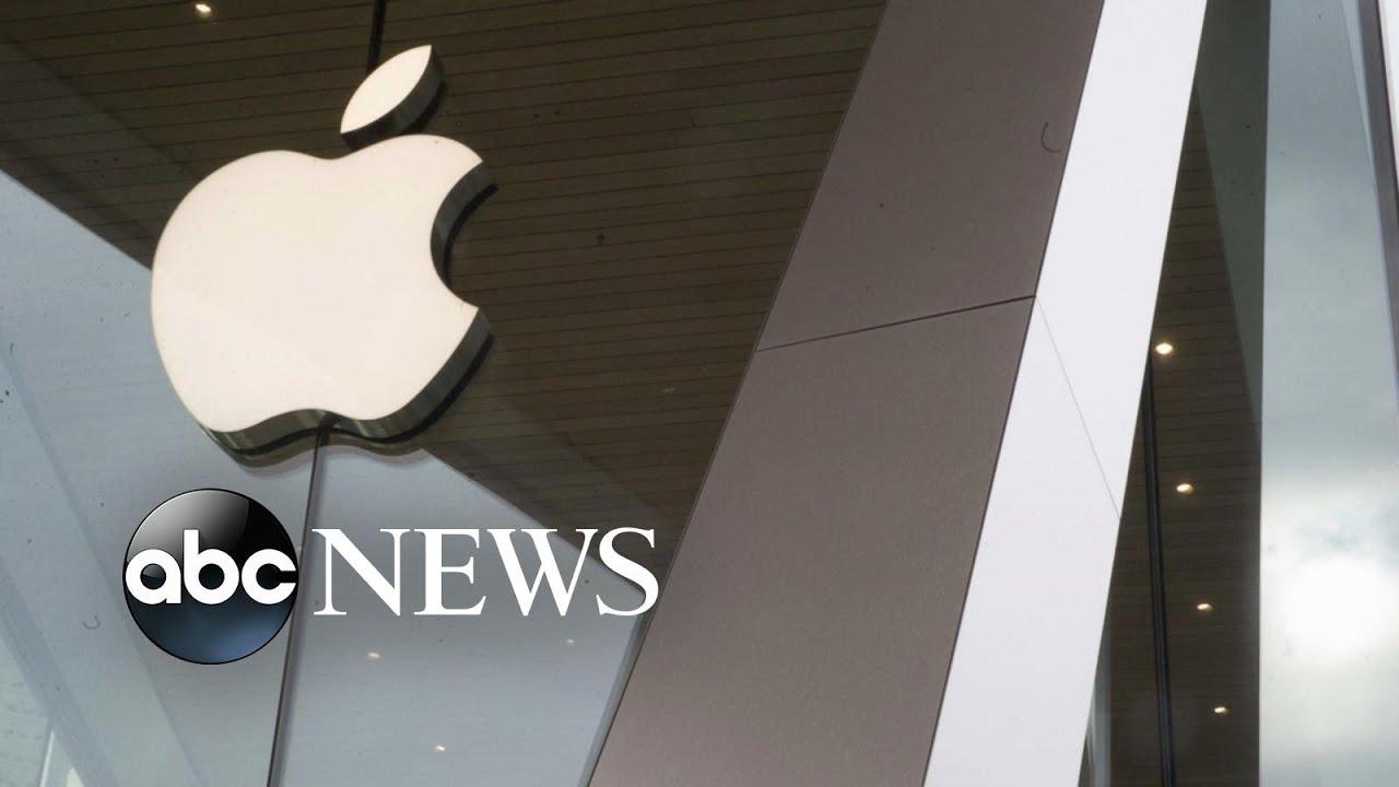 Apple stock plummets 10%, erasing more than $74B in value