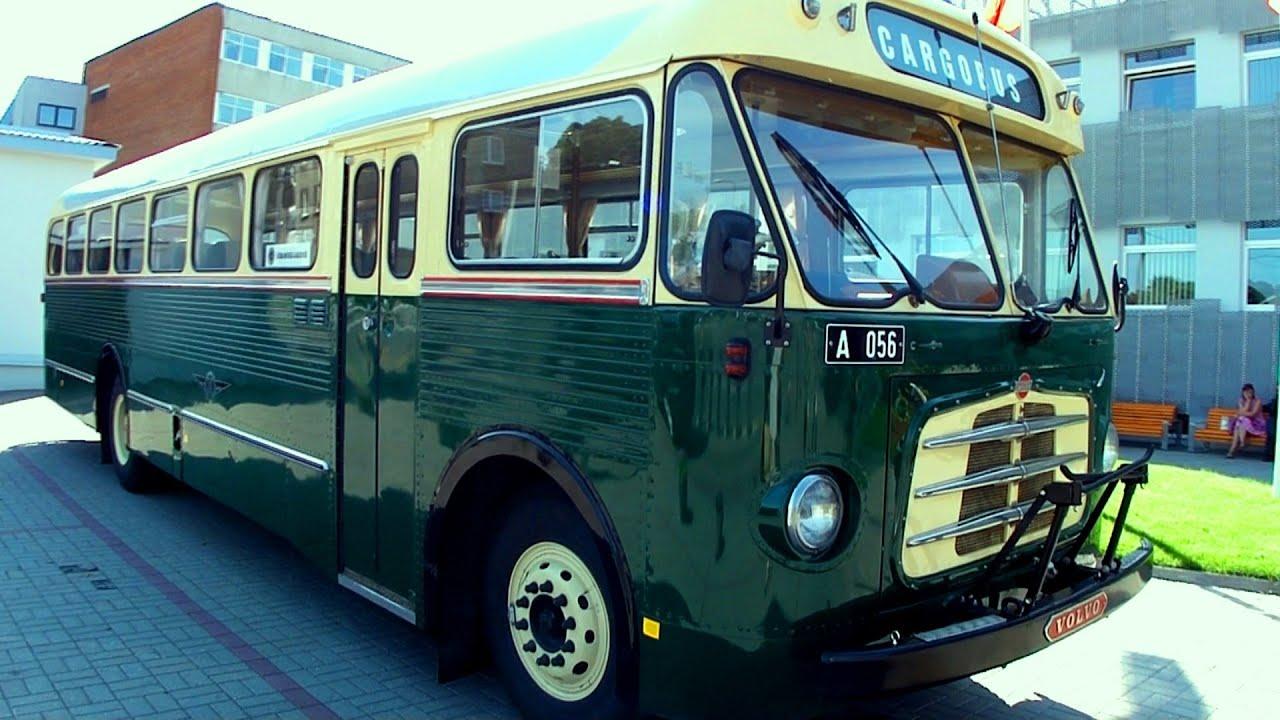 Автобус Volvo B635-08 SKV (1962) /Bus Volvo B635-08 SKV (1962)Retro