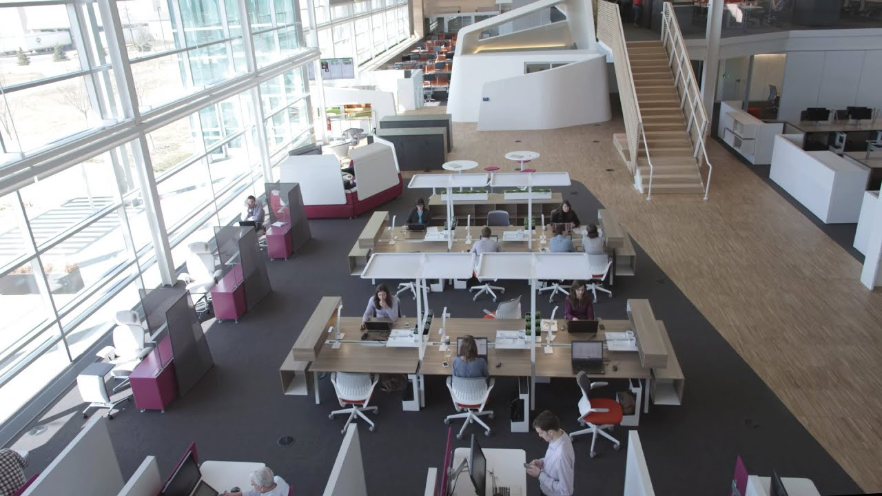 How Leading Organizations Innovate (EN) - Steelcase
