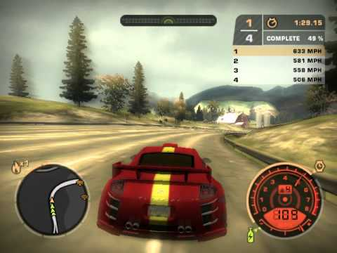 how to play need for speed most wanted