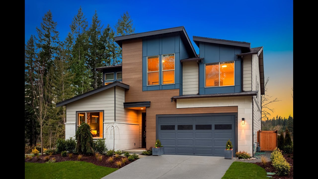 Conner homes new model home at meadowleaf in sammamish for Conner home