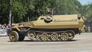 Schützenpanzerwagen OT-810 (Chassis Sonderkraftfahrzeug 251)