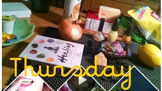 Thursday Lucky Color (vlog) There are many ways to support my chann...