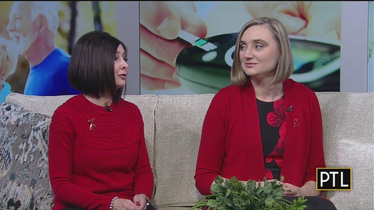 Eye On Health: Go Red For Women's Heart Health thumbnail