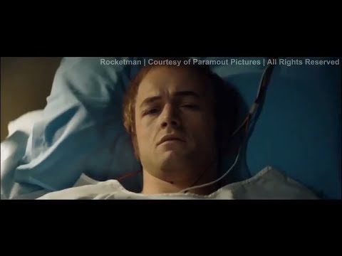 Rocketman - Deleted Scene #12 HD