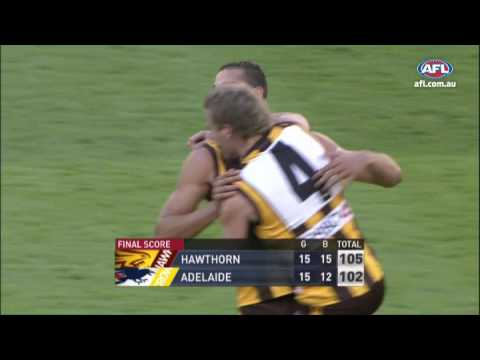 Watch Buddy's top 10 AFL goals in his career