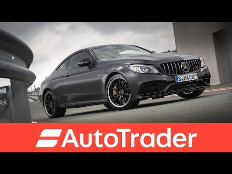 2018 Mercedes-AMG C63 S Coupe first drive review