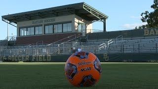 Baylor Soccer: Bears Begin Practice [2016]