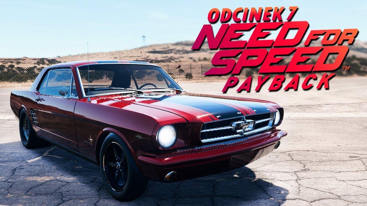 Need for Speed Payback PL (DUBBING) #7 – BUDUJEMY AUTO Z WRAKU! – PC 4K