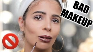 products i hate makeup tutorial