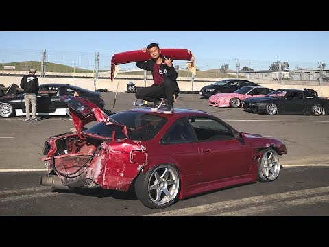 I Totaled My S14...