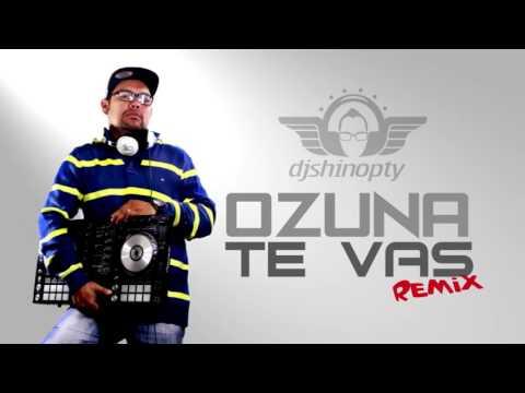 Ozuna - Te Vas (DJ Shino PTY - Remix Bootleg)