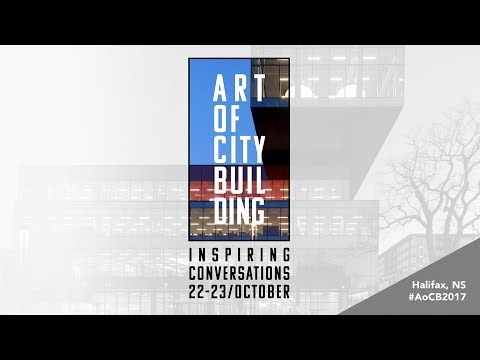 Art of City Building - Session 4: Designing Inspiring Streetscapes