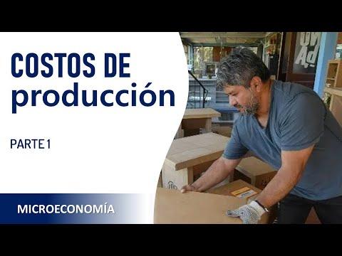 Microeconomía Costos de producción - parte1