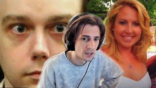 xQc Reacts to The Bizarre Case of Stephen McDaniel (JCS - Criminal Psychology)