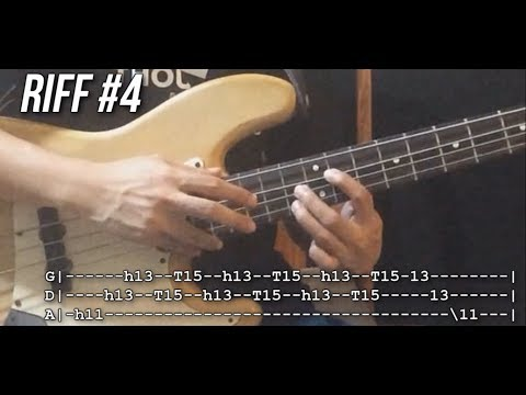 It's Christmas (Bass Solo Lesson w/TABS)
