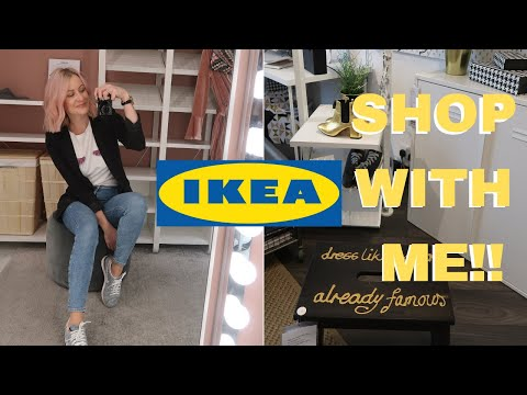 IKEA Come Shop With Me | What's New In IKEA For Spring March 2019